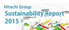 Hitachi Group Sustainability Report 2014