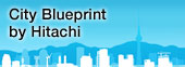 City Blueprint by Hitachi